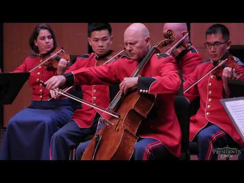 "BRUCH Kol Nidrei, Op. 47 - ""The President's Own"" Marine Chamber Orchestra"