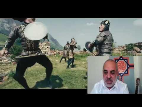 О аланах,грузин,дзурдзук,лезгин и армян а где азербайджанцы ?  1-ая часть