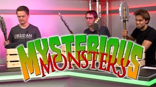 Mysterious Monsters - Trivia Game Show RPG - Ep. 4 - AJ LoCascio, Ben Moore, Matthew Walden