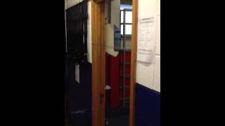 CPFC kitman gets pranked