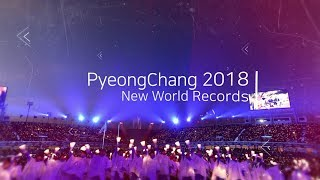 World Records at PyeongChang 2018