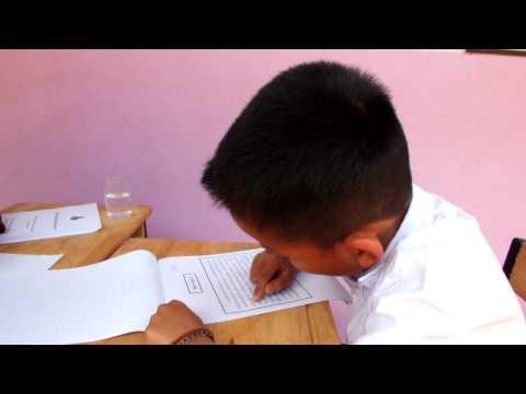 NT ป.3 เด็กดอยสอบอ่านไทย.MOV
