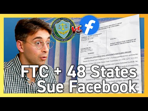 FTC Facebook Lawsuit ⚖: Is Breaking Up Facebook The Right Answer? 🤔