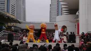 横浜アンパンマンこどもミュージアム&モール」のぼくらはヒーロー。子...
