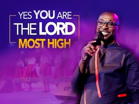 Denzel Prempeh - Yes You Are The Lord -   (Touching Gods Heart 2014)