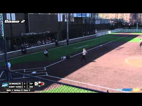 Highlights - Softball vs. RMU