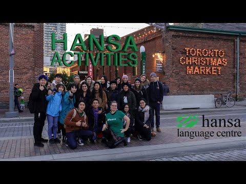 What to see at the Toronto Christmas Market with Hansa
