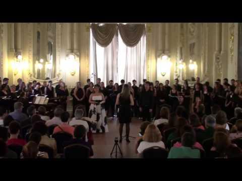 A. Lloyd Webber - Requiem - Pie Jesu - Lux aeterna CSMC Choir
