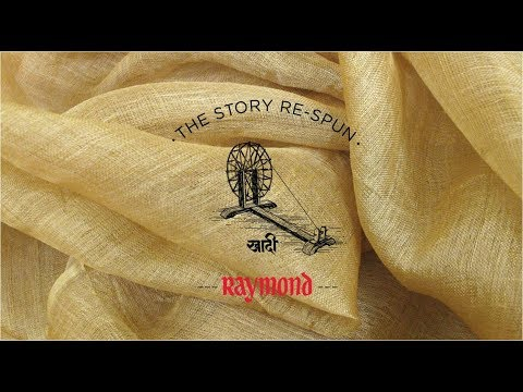 Raymond Launches Khadi - The Story Re-spun