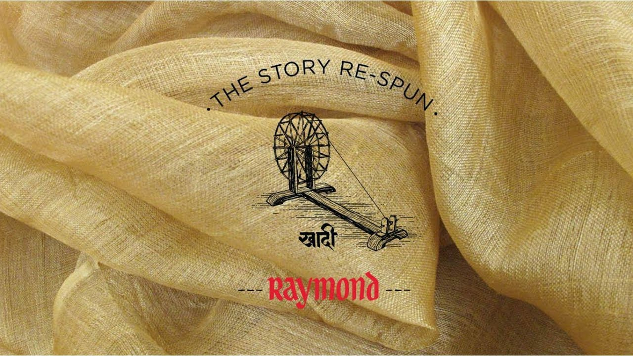 c6b360a991b Raymond Launches Khadi - The Story Re-spun - YouTube