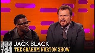 Jack Black Mixes Up Noel & Liam Gallagher - The Graham Norton Show