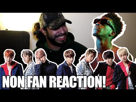 REAL NON KPOP FAN REACTION! 😤 [ BTS ]...