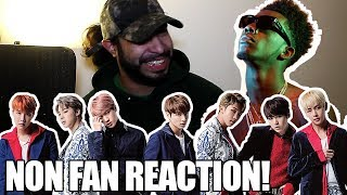REAL NON KPOP FAN REACTION! 😤 [ BTS ] MIC DROP FT. DESIIGNER