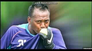'Innalillahi' VIDEO Detik Detik Kepergian Kiper Arema FC, Ahmad Kurniawan Meninggal Dunia