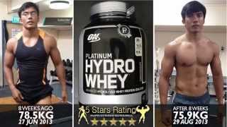 Optimum Nutrition, Platinum, Hydrowhey
