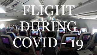 Flying during Covid19 Pandemic |Qatar Airways | ManilaDohaDublin | Repatriation flight
