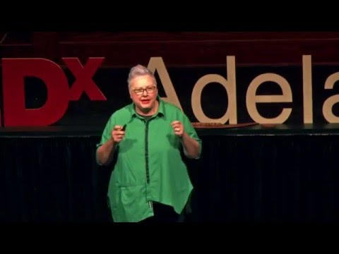 Three elements for the alchemy of change | Mary Freer | TEDxAdelaide