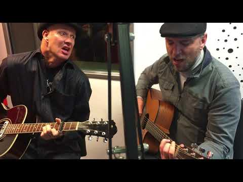 FAT TROUSERS ACOUSTIC ROLLERS - Policy of truth (Depeche Mode) @ 107.7 Radio Hagen