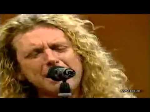 Robert Plant of Led Zeppelin, Whole Lotta...