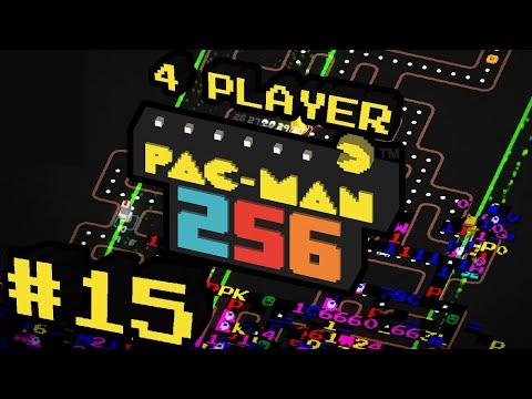 Pac-Man 256 - #15 - Please Wipe