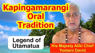 Repeat youtube video Legend of Utamatua, Kapingamarangi Atoll