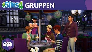 Die Sims 4 Zeit für Freunde: Offizieller Gruppen-Gameplay-Trailer