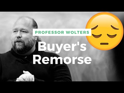 why-do-you-feel-bad-after-buying-stuff?-buyers-remorse