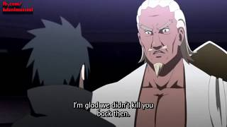 Sasuke Badass Moments 9 - Sasuke after war