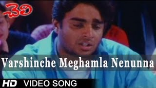 Varshinche Meghamla Nenunna Video Song || Cheli Movie || Madhavan, Abbas, Reema Sen