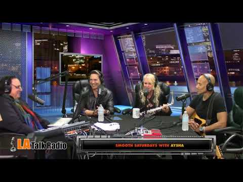 Mindi Abair and Randy Jacobs on Inside The Music with Will And Jack