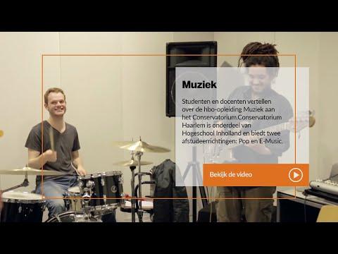 Inholland - Muziek: Studenten en docenten over Conservatorium Haarlem