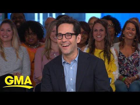 Paul Rudd on keeping &39;Avengers: Endgame&39; secrets from his kids l GMA