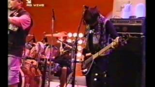 Ratos de Porao - Super Nova Show - MTV Brazil - Ao Vivo - 1999
