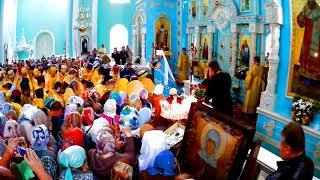 Козельщину відвідав Митрополит Київський і всієї України Онуфрій