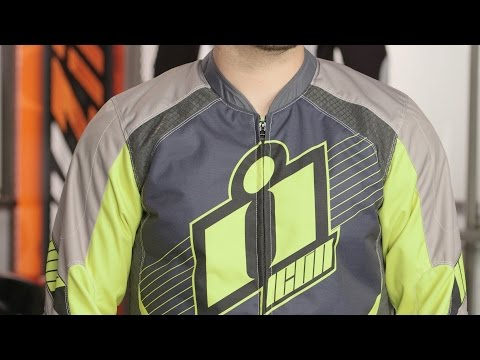 ICON Overlord Textile Jacket Review at RevZilla.com