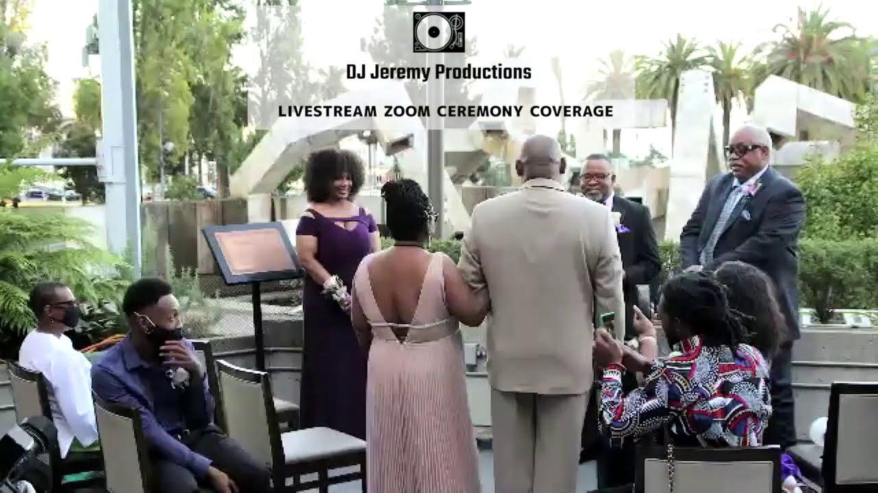 San Francisco Virtual Wedding | San Francisco Zoom Wedding
