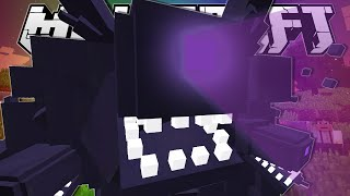 Minecraft | WITHER STORM BOSS BATTLE!!