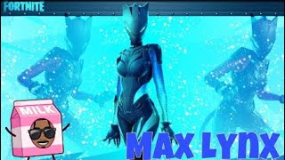Max Lynx Skin in Fortnite