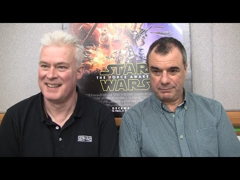 'Star Wars: The Force Awakens': Neal Scanlan and Chris Corbould on Special Effects, Deleted Scenes