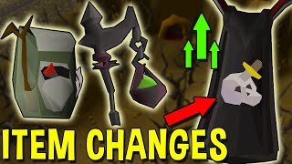 Some Big Item Changes Could be…