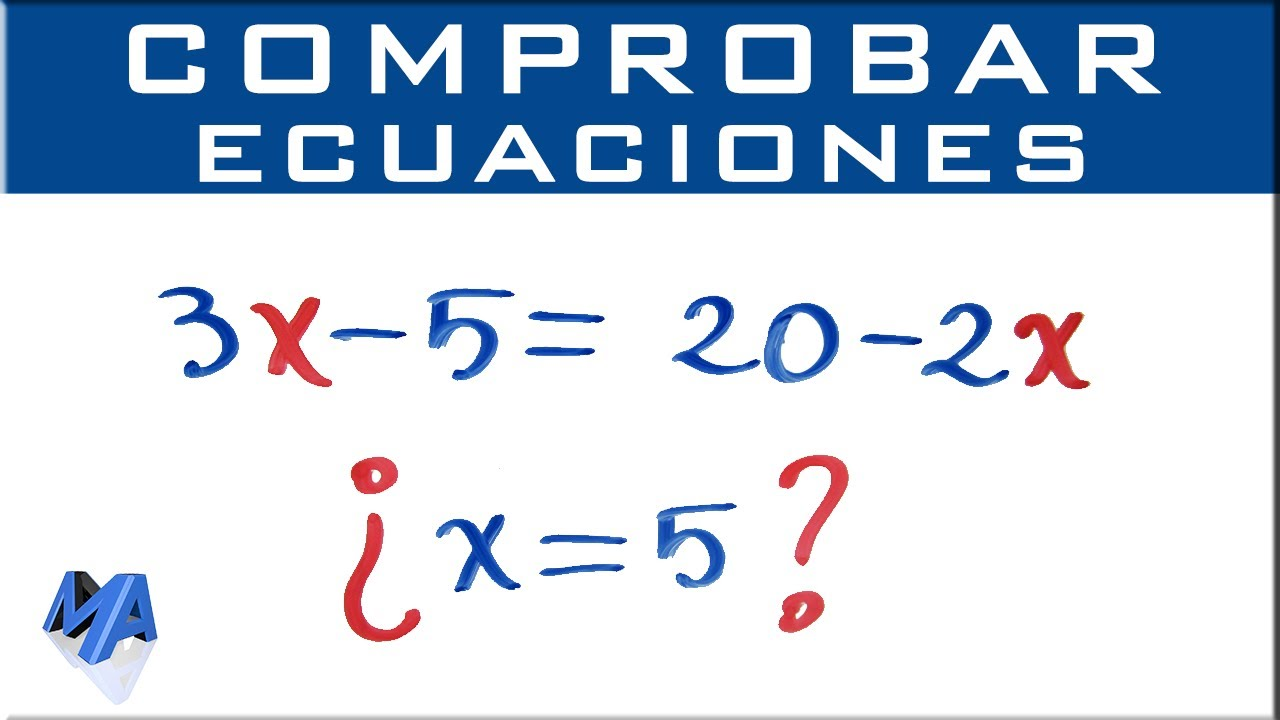 como saber si una ecuacion tiene solucion