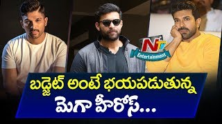 Mega Heroes Are Not Ready To Do High Budget Movie | Box Office | NTV Entertainment