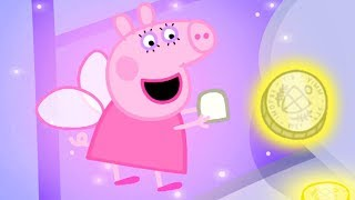 Peppa Pig Channel | Meet Tooth Fairy with Peppa Pig