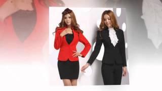Модные костюмы женские(, 2015-03-03T04:00:54.000Z)