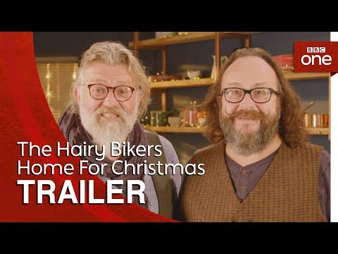 The Hairy Bikers Home For Christmas: Trailer - BBC One