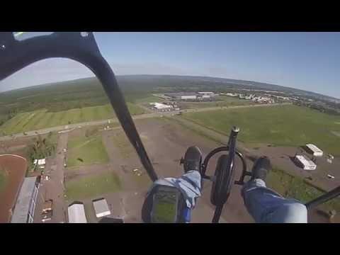 A quick flight around Superior WI.