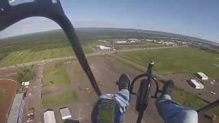 Flight Junkie 846. A quick flight around Superior WI.