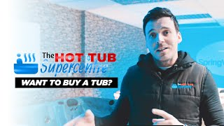 WATCH THIS!   Hot Tub Walkthrough   TheHotTubSupercentre