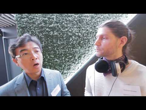 Skyledger London comf interview David Yue  4 20 2018