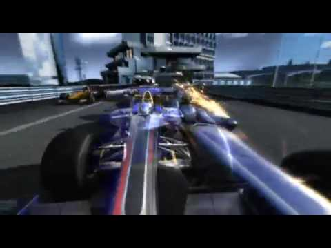 BBC Sport F1 Australian GP 2009 Race Intro